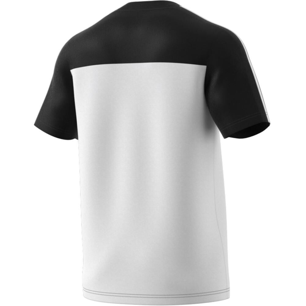 Polera Hombre Adidas Mens Essentials Tape T-shirt image number 8.0