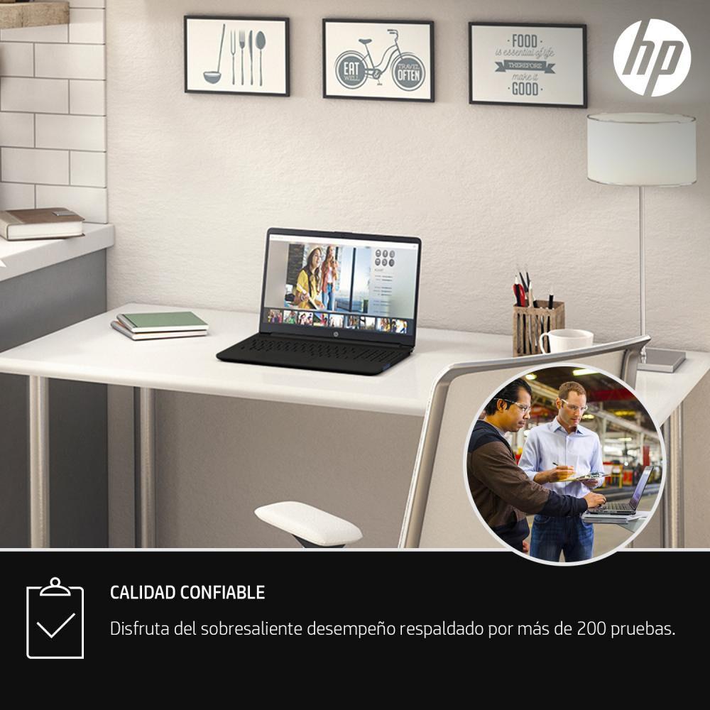 "Notebook Hp 14-ck2091la / Intel Core I3 / 4 Gb Ram / Gráficos Intel® Uhd / 128 Gb Ssd / 14 "" image number 9.0"