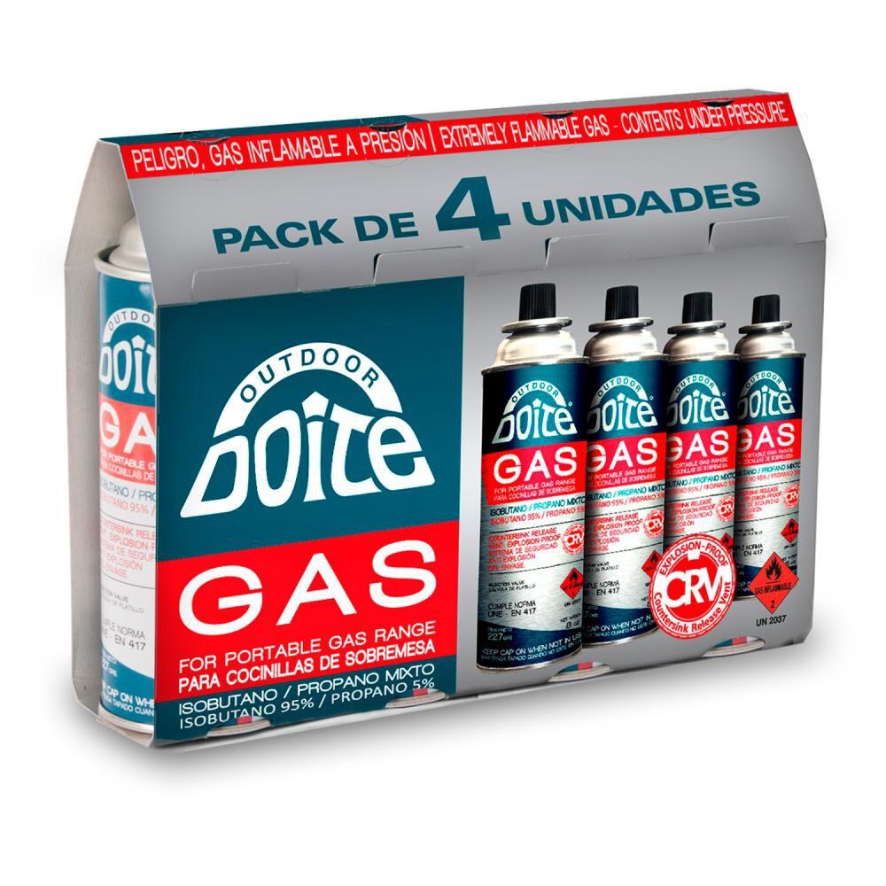 Cocina A Gas Doite Pack De Gas image number 0.0
