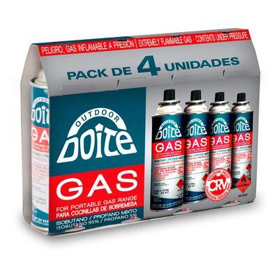 Cocina A Gas Doite Pack De Gas