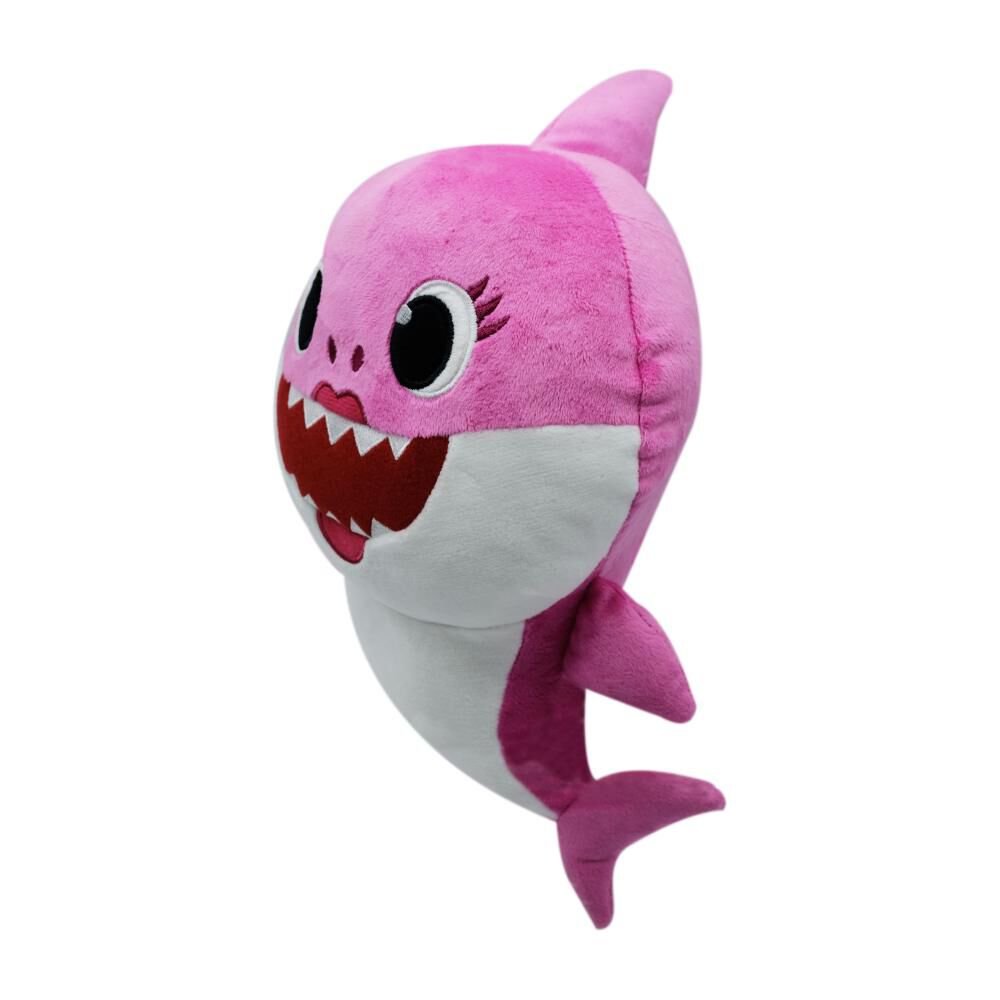 Bs08002 Peluche Mama Shark 11.5 Son image number 1.0