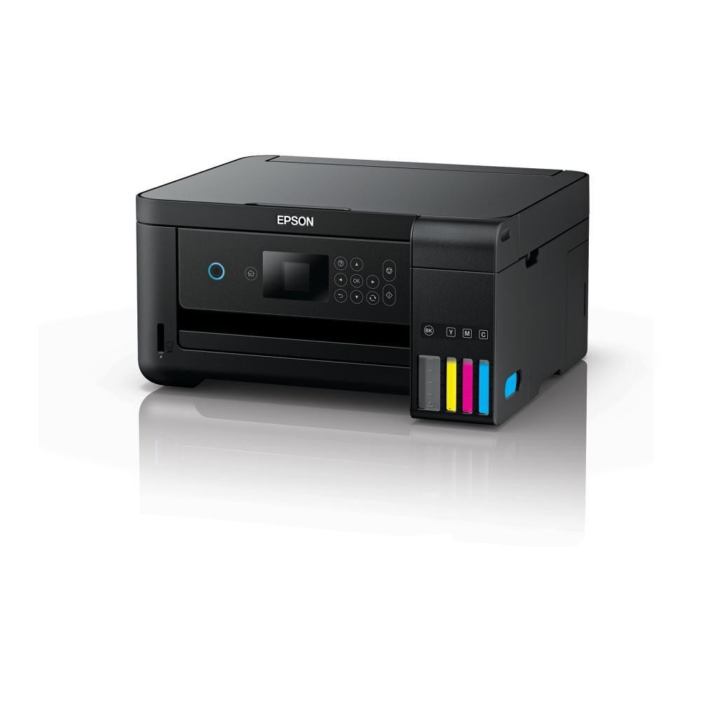 Impresora Multifuncional Epson Ecotank L4160 image number 2.0