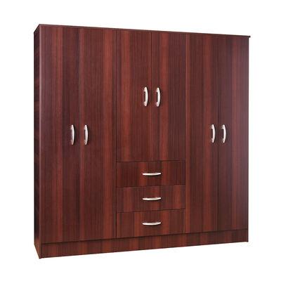 Closet Cic Maipo / 6 Puertas / 3 Cajones