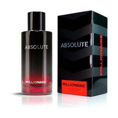 Perfume Hombre Absolute Millionaire / 100 Ml / Eau De Parfum