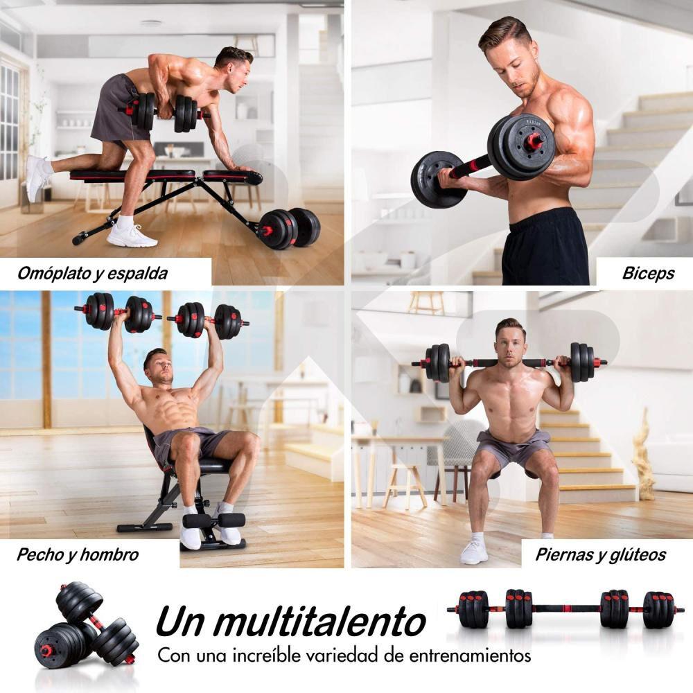 Set De Mancuernas K-fit R6003 image number 4.0