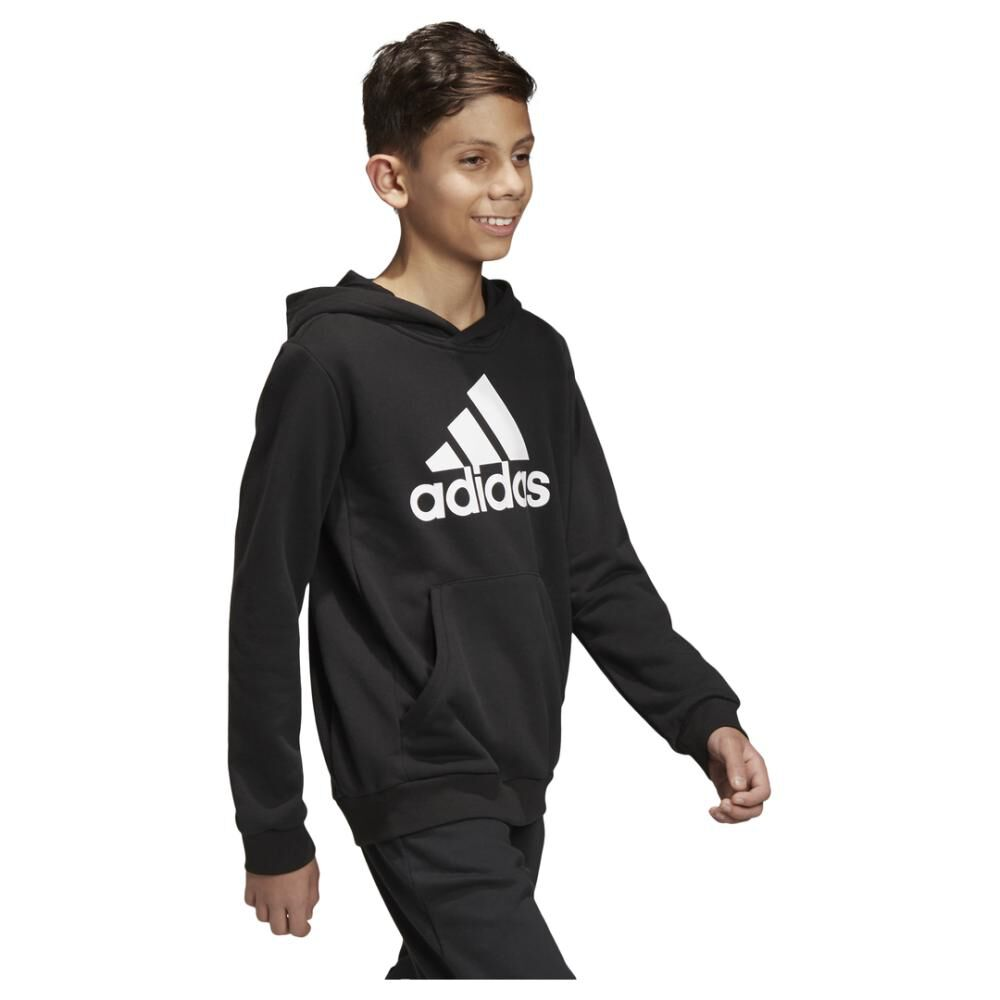 Sudadera Con Capucha Hombre Adidas Must Haves Badge Of Sport image number 6.0