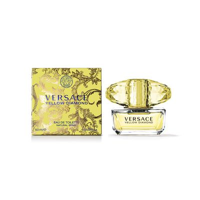 Perfume Versace Yellow Diamond / 50 Ml / Edt /