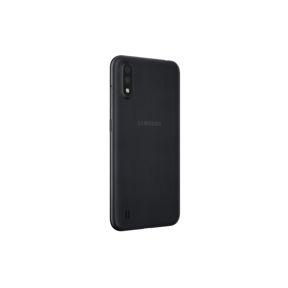 Smartphone Samsung Galaxy A01 Negro / 32gb / Liberado image number 3.0