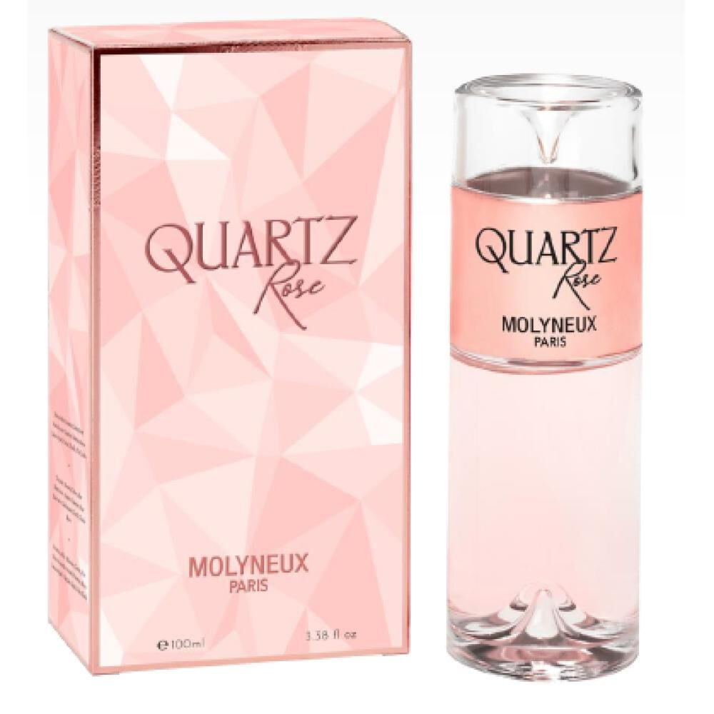 Perfume Quartz Rose Molyneux / 100 Ml / Edp image number 0.0