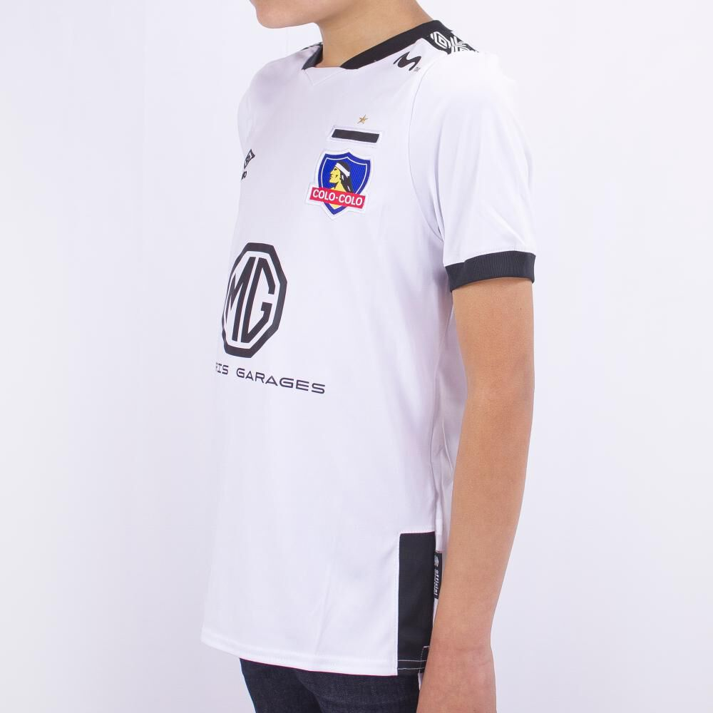 Camiseta De Futbol Niño Umbro Colo Colo image number 2.0