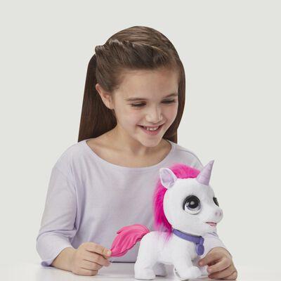 Peluches Furreal Walkalots Grandes Paseos Unicorn