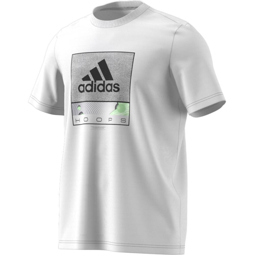 Polera Hombre Adidas Future Hoops Graphic image number 7.0
