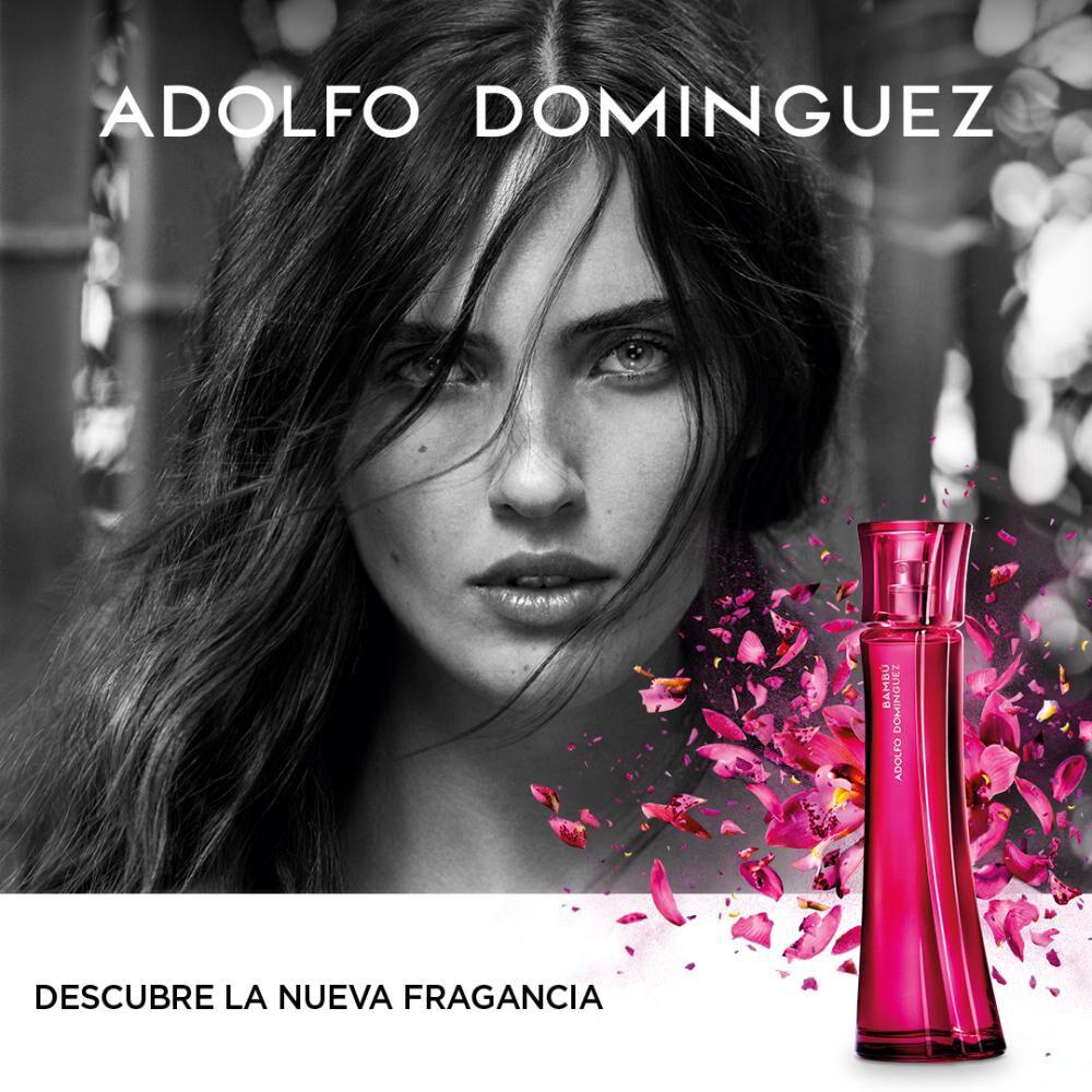 Perfume Bambú Woman Adolfo Dominguez / 100 Ml / Edt image number 5.0