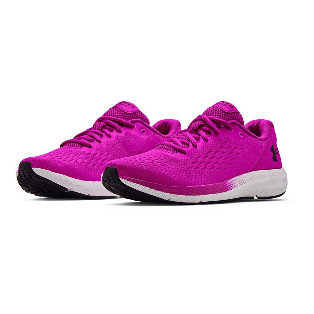Zapatilla Running Mujer Under Armour Charged Pursuit image number 4.0