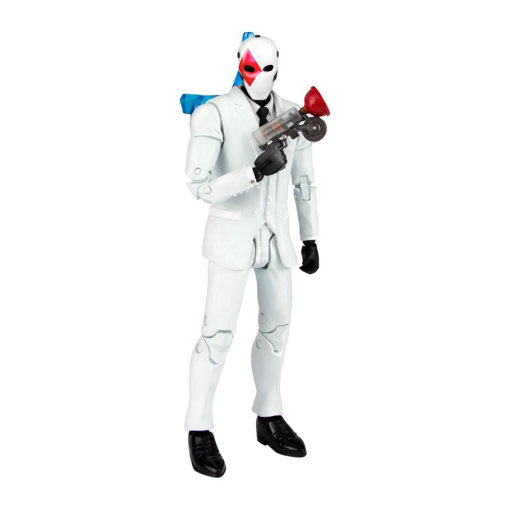 Figura De Accion Fortnite Wild Card Red Suit image number 1.0