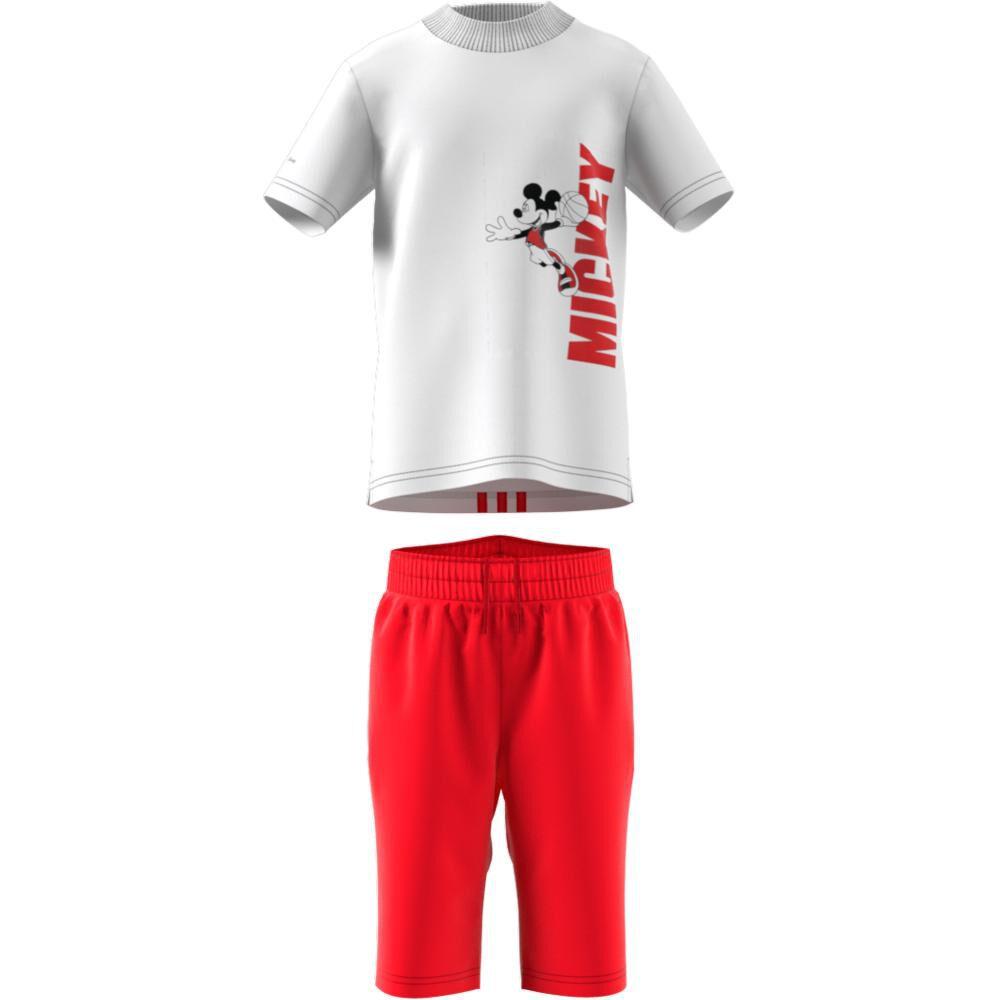 Buzo Unisex Adidas Disney Mickey Mouse image number 4.0