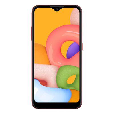 Smartphone Samsung A01  Rojo 32 Gb / Liberado