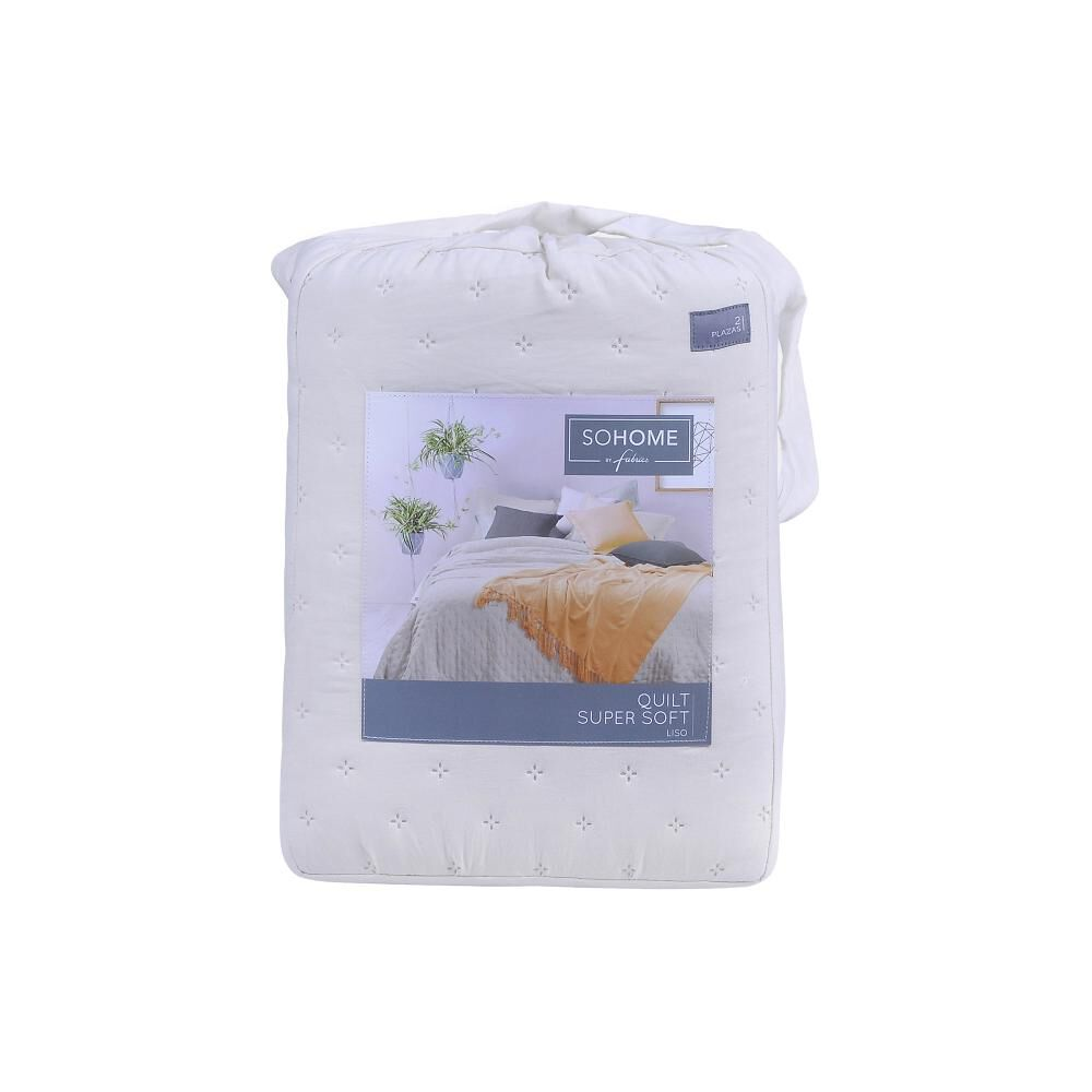 Quilt Sohome By Fabrics / 1.5 Plazas image number 2.0