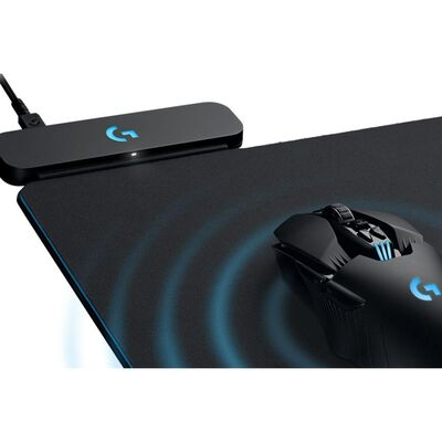 Mouse Pad Gamer Logitech Power Play Pad  -