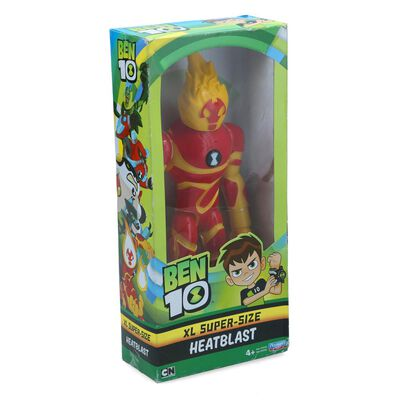 Figura De Accion Ben 10 Heatblast
