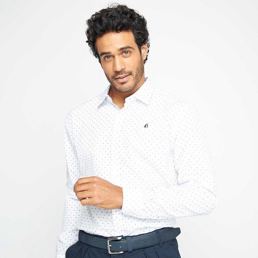 Camisa Manga Larga Hombre Herald image number 0.0