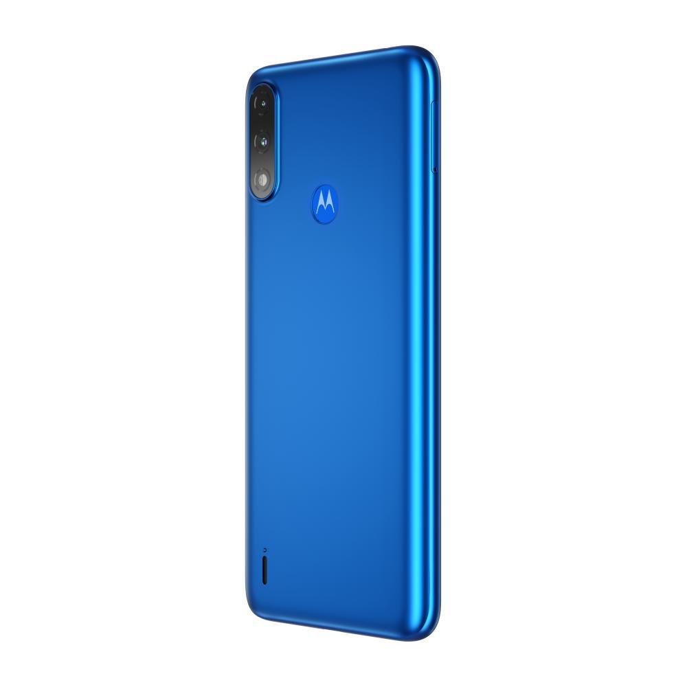 Smartphone Motorola E7i Power Azul / 32 Gb / Movistar image number 4.0