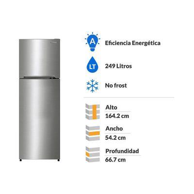 Refrigerador Winia RGE2700 / No Frost / 249 Litros