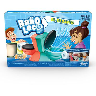 Juegos Familiares Games Baño Loco