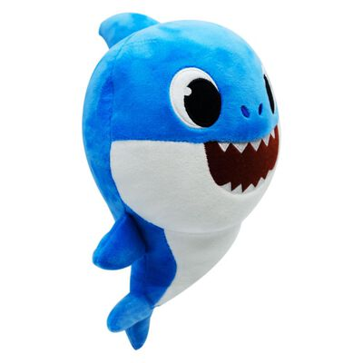 Bs08003 Peluche Papa Shark 11.5 Son