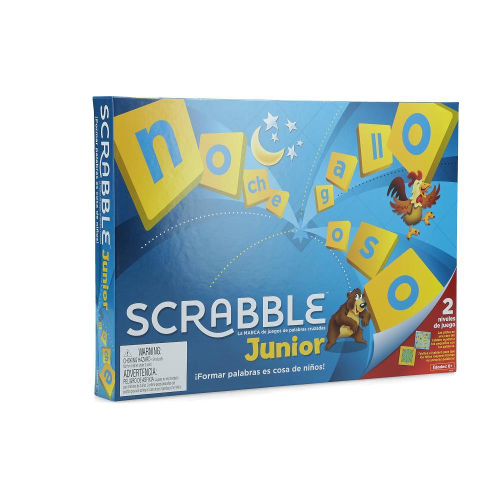 Juego Didactico Scrabble Junior image number 2.0
