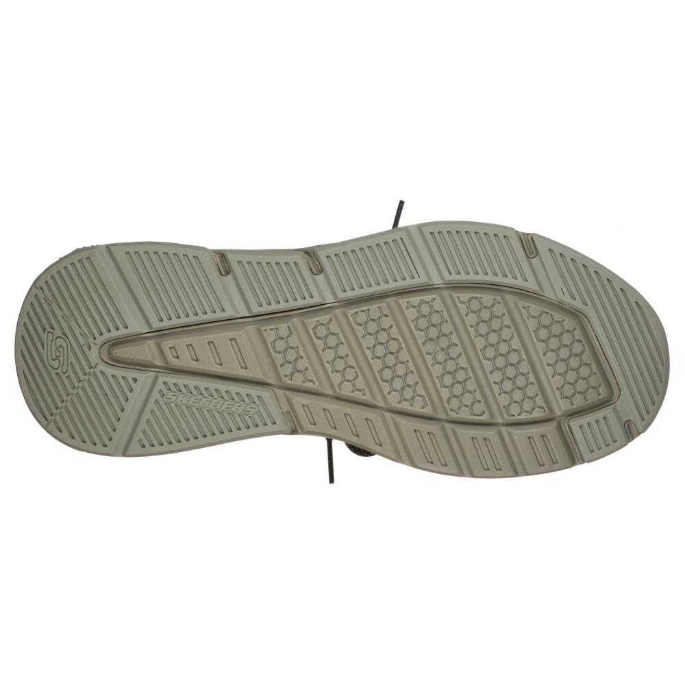 Zapato Casual Hombre Skechers Benago-Flinton image number 2.0
