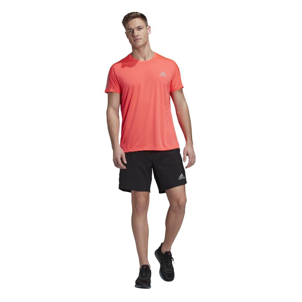Camiseta Hombre Adidas Own The Run image number 6.0