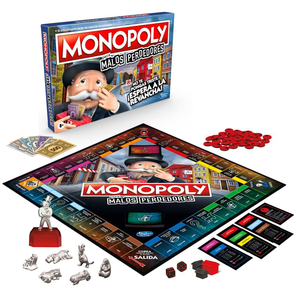 Monopoly Para Malos Perdedores image number 5.0