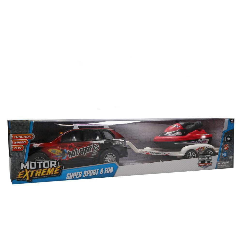 Autos De Juguetes Happy Line Motor Extreme image number 1.0