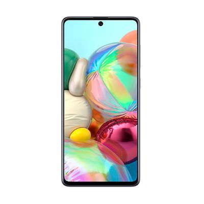 Smartphone Samsung A71 Plateado 128 Gb / Liberado