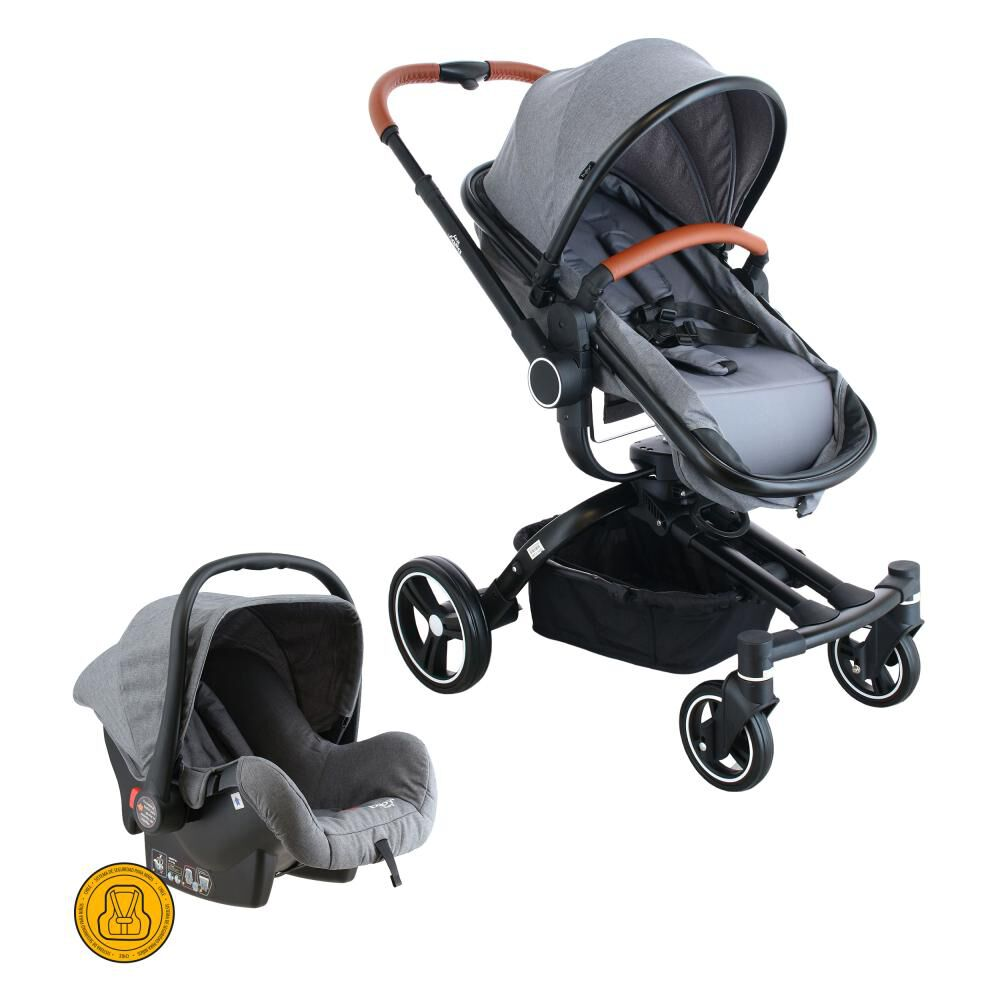 Coche Travel System Baby Way Bw-414G20 image number 0.0
