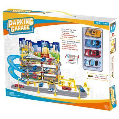 Parking Garage Hitoys