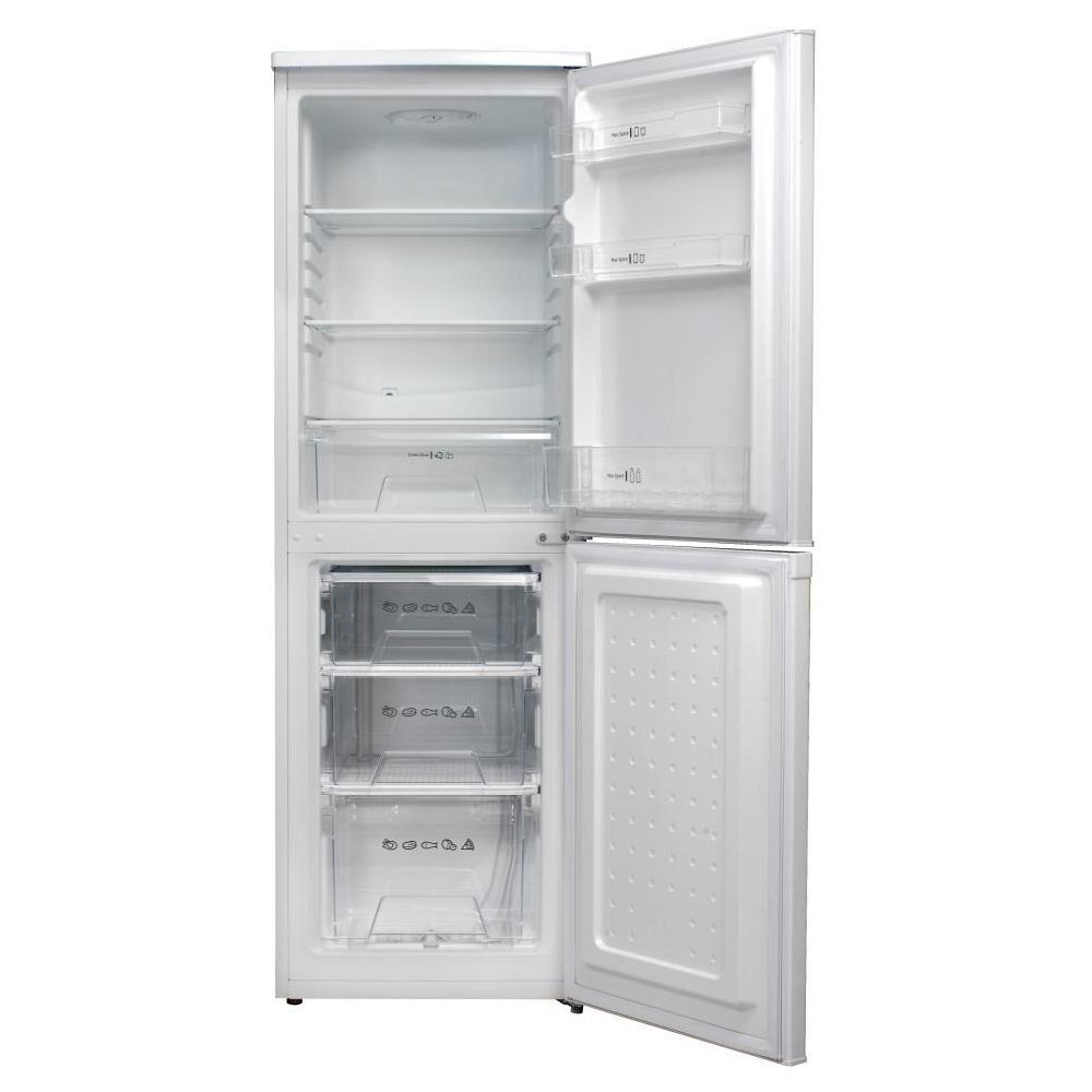 Refrigerador Midea Combi Mrfi-1800S234Rn Silver / Frío Directo / 180 Litros image number 3.0