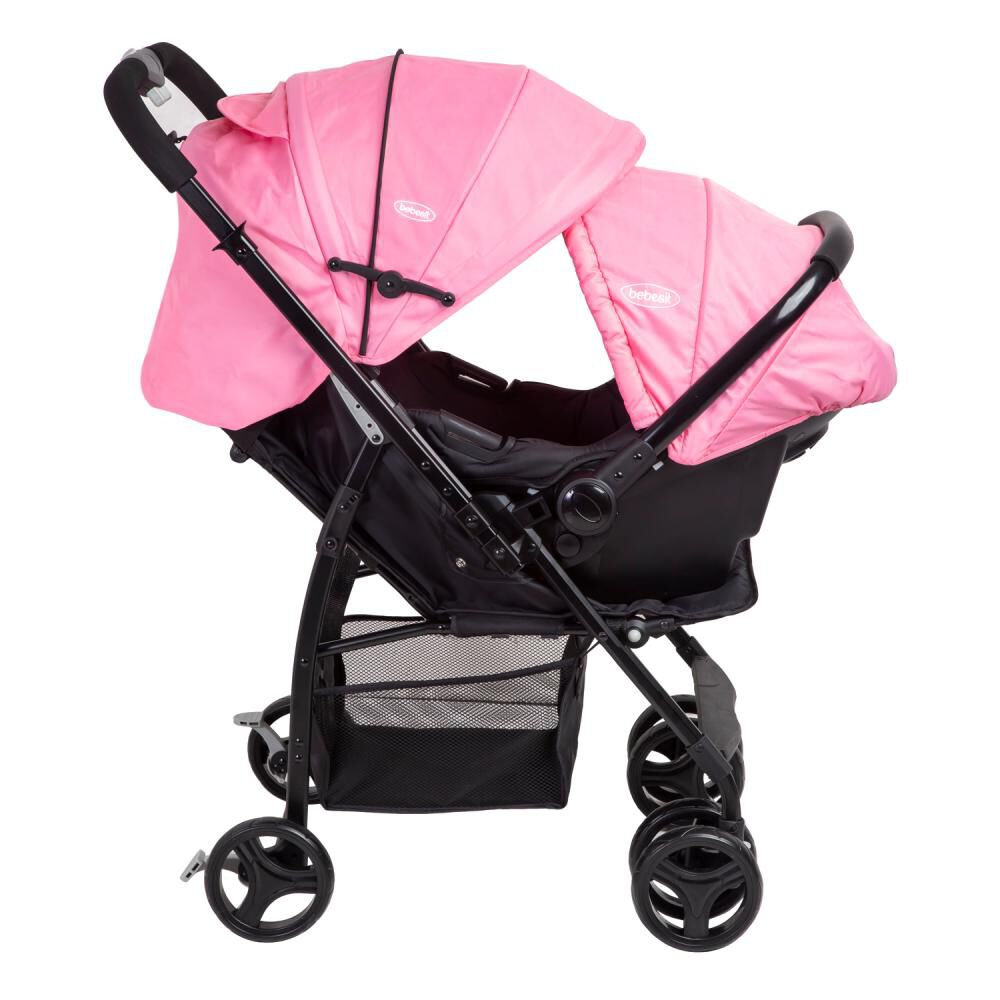 Coche Travel System Bebesit 5232ro image number 2.0