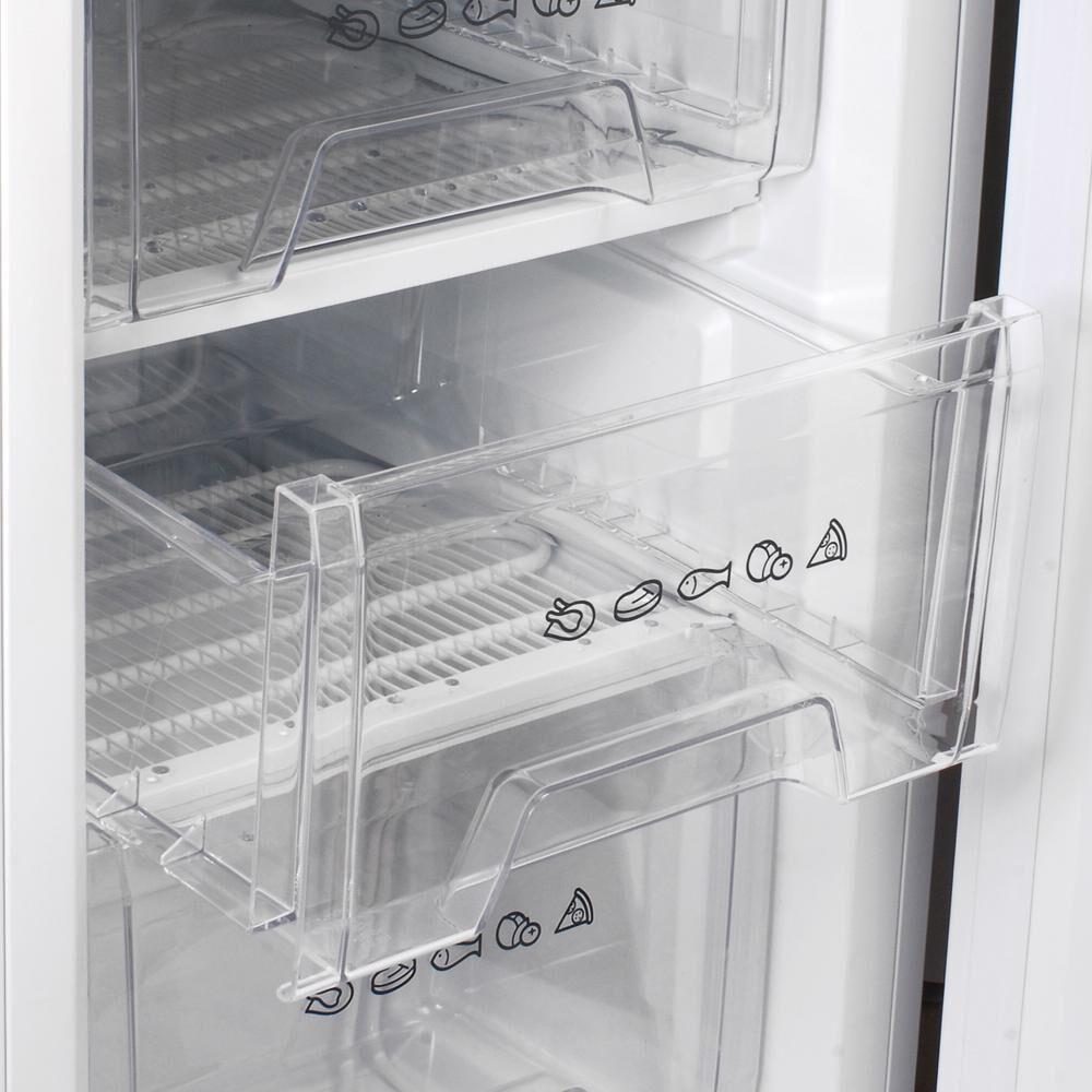 Refrigerador Midea Combi Mrfi-1800S234Rn Silver / Frío Directo / 180 Litros image number 4.0
