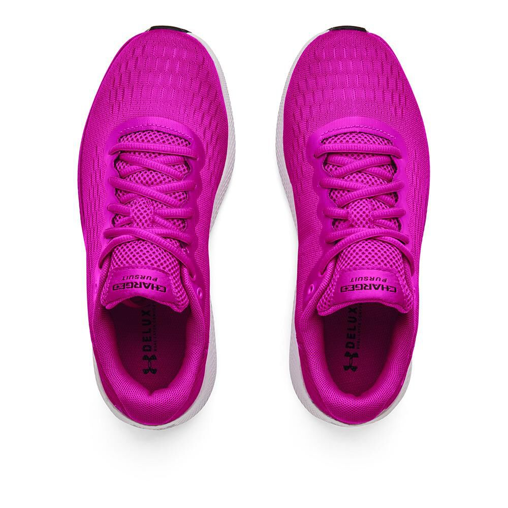 Zapatilla Running Mujer Under Armour Charged Pursuit image number 3.0