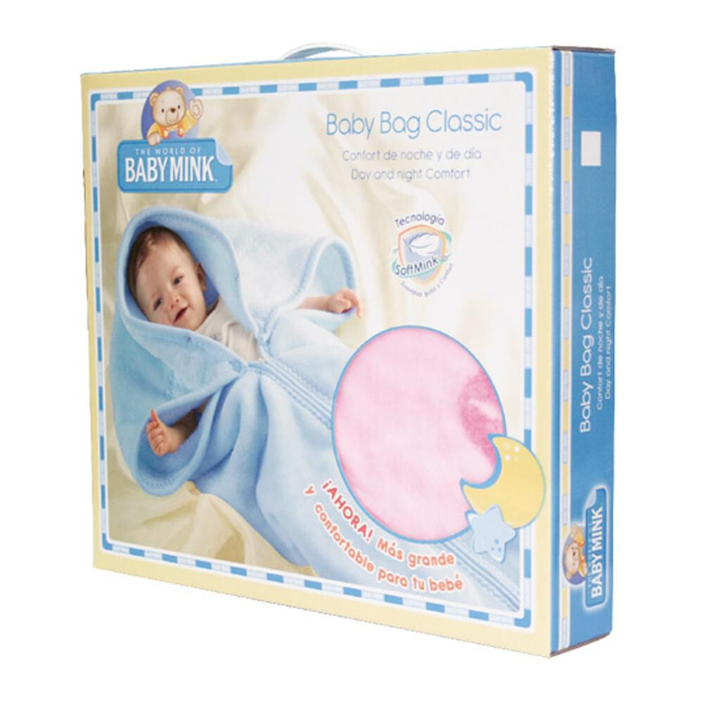 Saco De Cuna Baby Mink image number 1.0