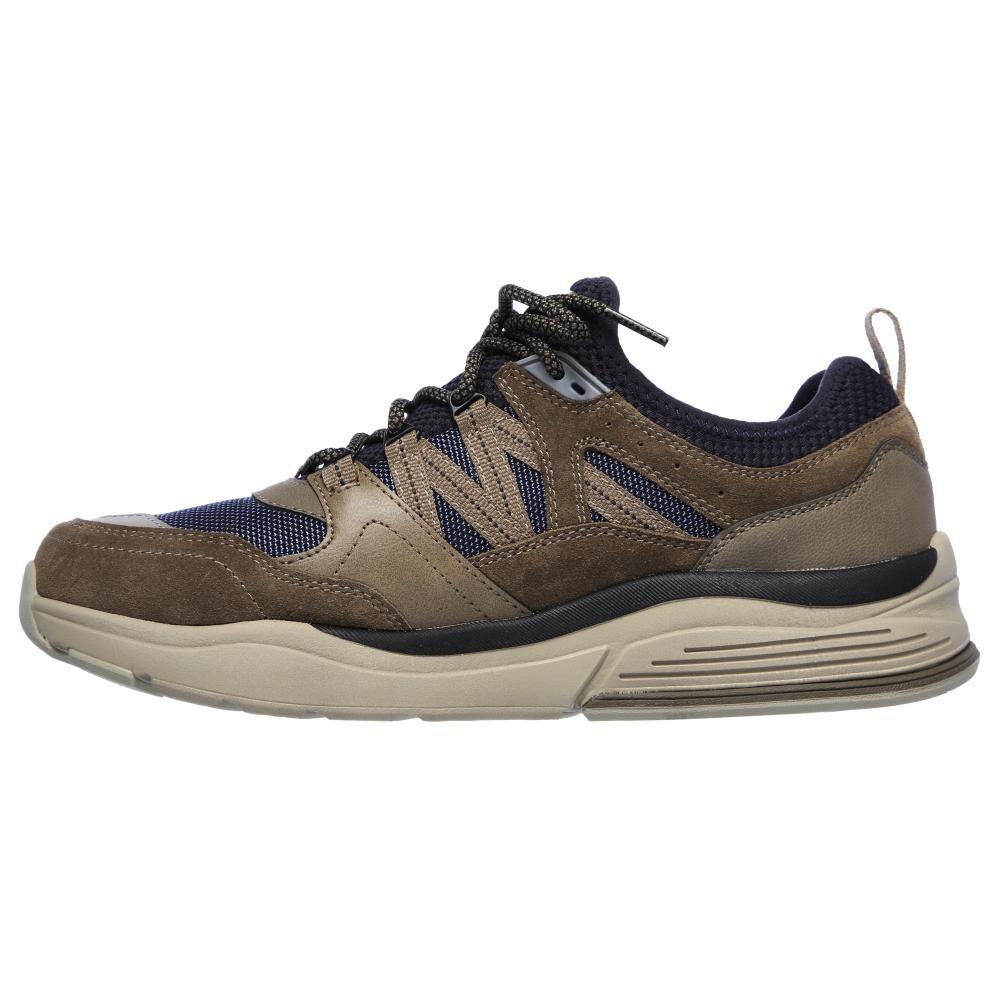 Zapato Casual Hombre Skechers Benago-Flinton image number 1.0