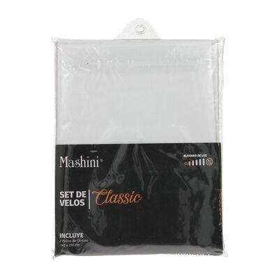 Set Velo Mashini Classic