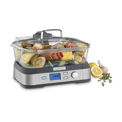Vaporera Digital Cuisinart Cookfresh / 5 Litros