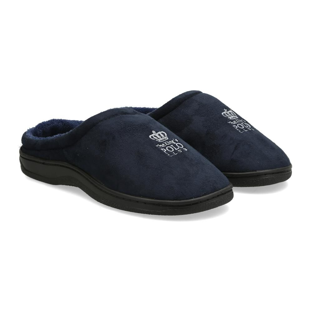 Pantufla Hombre The King's Polo Club image number 2.0