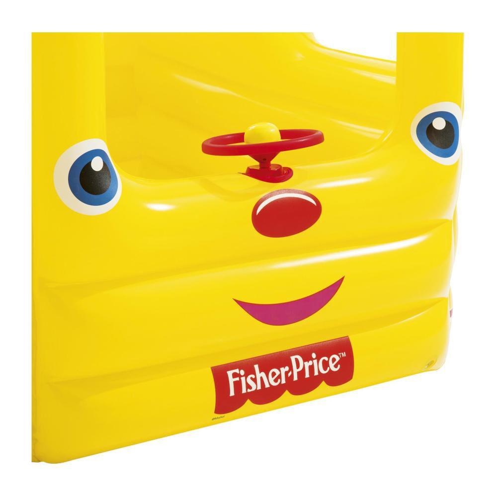 Piscina De Pelotas Inflable Fisher Price Bus Escolar image number 3.0