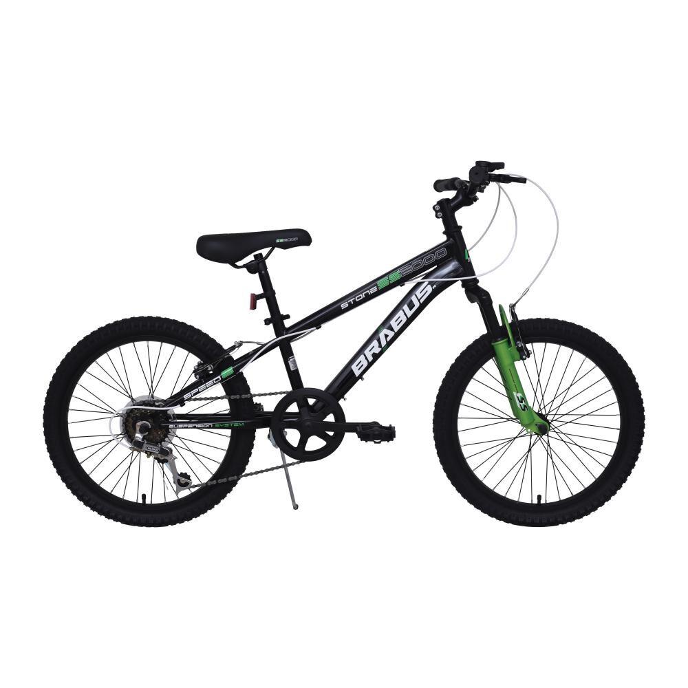 Bicicleta Infantil Brabus Stone 2000ss / Aro 20 image number 0.0