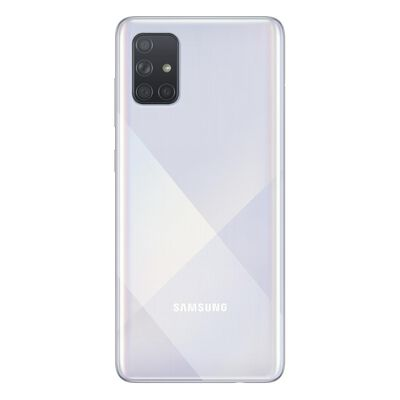 Smartphone Samsung Galaxy A71 Plateado / 128 Gb / Liberado