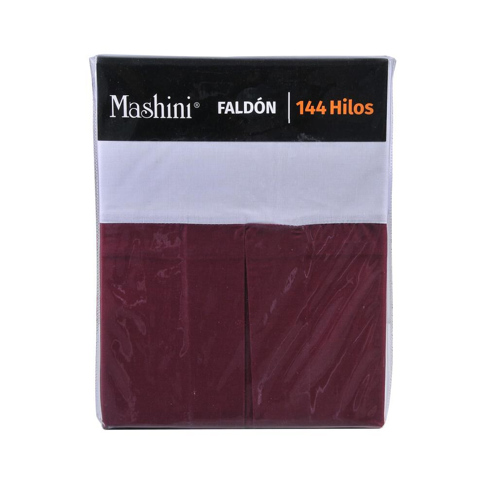 Faldon Mashini / 1.5 Plazas image number 2.0